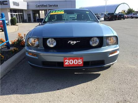 2005 Ford Mustang GT (Stk: K114B) in Grimsby - Image 2 of 14