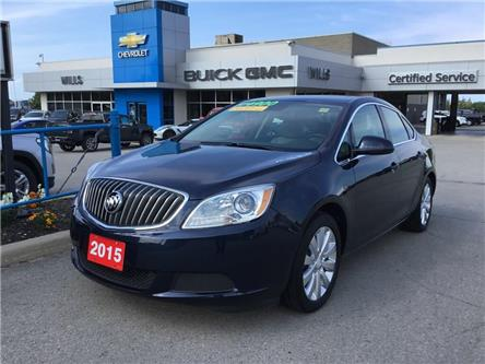 2015 Buick Verano Base (Stk: 155467) in Grimsby - Image 1 of 14