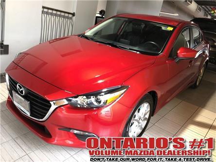 2017 Mazda Mazda3 SE (Stk: P2458) in Toronto - Image 1 of 19