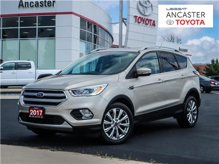 2017 Ford Escape Titanium (Stk: P116) in Ancaster - Image 1 of 28