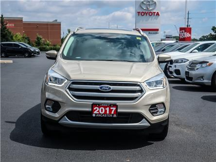 2017 Ford Escape Titanium (Stk: P116) in Ancaster - Image 2 of 28