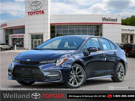 2020 Toyota Corolla XSE (Stk: COR6766) in Welland - Image 1 of 24