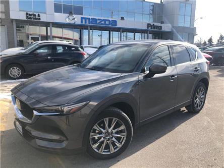 2019 Mazda CX-5 SIGNATURE/TOP OF THE LINE/LEATHER/SUNROOF/NAVI/LOA (Stk: D19-149) in Woodbridge - Image 1 of 28