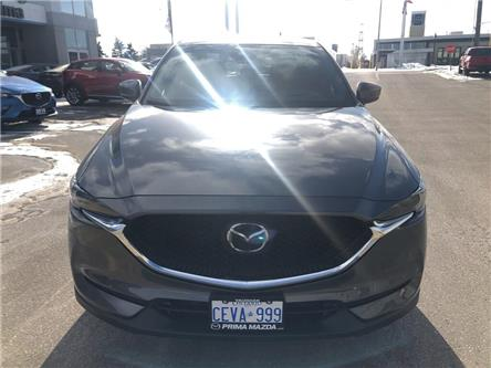 2019 Mazda CX-5 SIGNATURE/TOP OF THE LINE/LEATHER/SUNROOF/NAVI/LOA (Stk: D19-149) in Woodbridge - Image 2 of 28