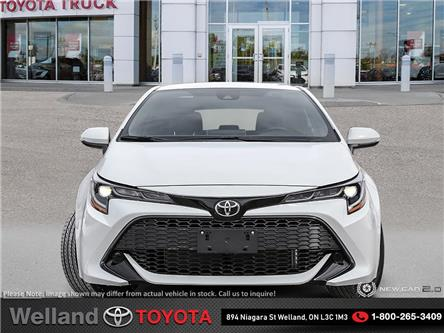 2019 Toyota Corolla Hatchback Base (Stk: COH6754) in Welland - Image 2 of 24