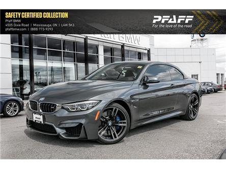 2018 BMW M4 Base (Stk: 22587A) in Mississauga - Image 1 of 22