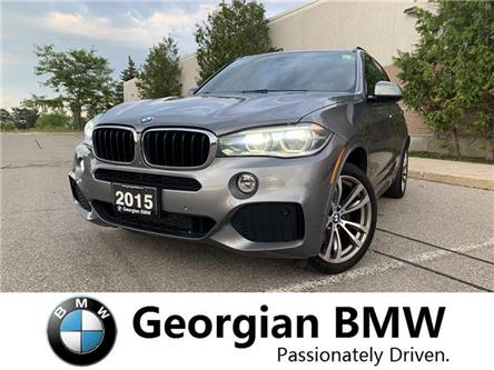 2015 BMW X5 xDrive35i (Stk: B19189-1) in Barrie - Image 1 of 19