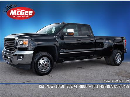 2018 GMC Sierra 3500HD SLT (Stk: 18238A) in Peterborough - Image 1 of 19