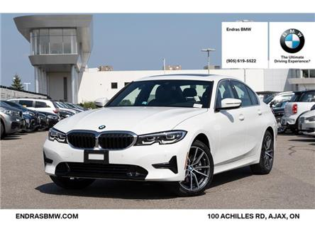 2019 BMW 330i xDrive (Stk: 35595) in Ajax - Image 1 of 20