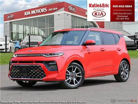 2020 Kia Soul GT-Line Limited (Stk: SL20013) in Mississauga - Image 1 of 24