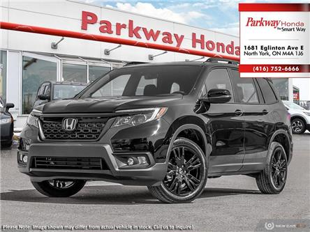 2019 Honda Passport Sport (Stk: 923139) in North York - Image 1 of 23