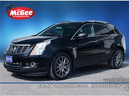 2016 Cadillac SRX Performance Collection (Stk: 19065A) in Peterborough - Image 1 of 17