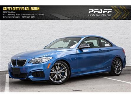 2014 BMW M235i  (Stk: 35383A) in Markham - Image 1 of 20