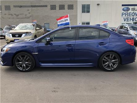 2016 Subaru WRX Sport-tech Package (Stk: SUB1478) in Innisfil - Image 2 of 18