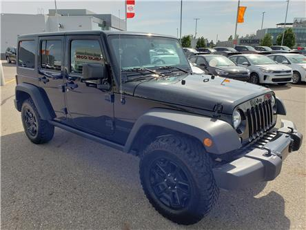 2017 Jeep Wrangler Unlimited Sport (Stk: SL006A) in Saskatoon - Image 2 of 28