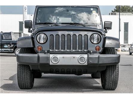2010 Jeep Wrangler Sahara (Stk: MA1727A) in London - Image 2 of 11