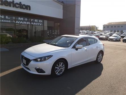 2015 Mazda Mazda3 Sport GS (Stk: S20) in Fredericton - Image 1 of 19