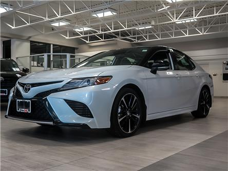 2019 Toyota Camry XSE (Stk: 93038) in Waterloo - Image 1 of 15