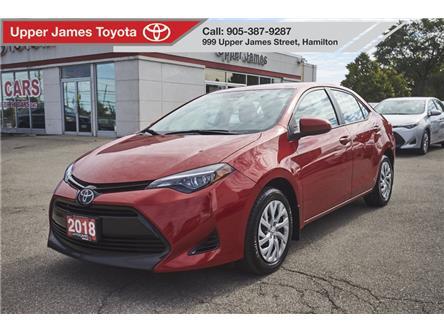 2018 Toyota Corolla LE (Stk: 82013) in Hamilton - Image 1 of 19