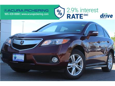 2013 Acura RDX Base (Stk: AP4903A) in Pickering - Image 1 of 24