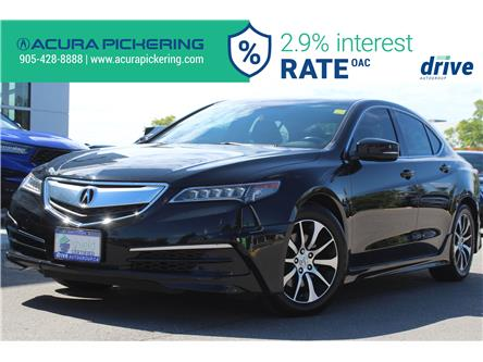 2015 Acura TLX Tech (Stk: AP4934) in Pickering - Image 1 of 32