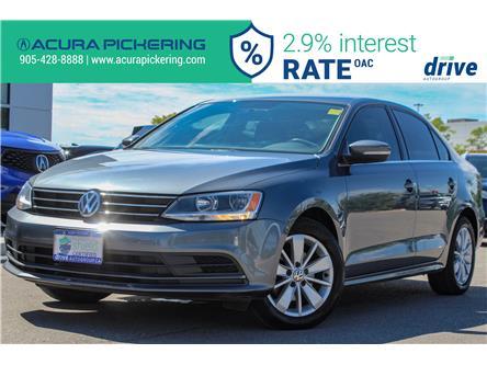 2016 Volkswagen Jetta 1.4 TSI Trendline+ (Stk: AP4936) in Pickering - Image 1 of 29