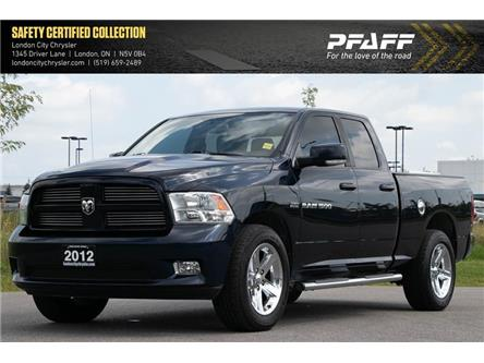 2012 RAM 1500 Sport (Stk: LC9506A) in London - Image 1 of 22