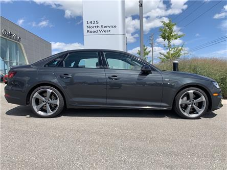 2018 Audi A4 2.0T Progressiv (Stk: 49326) in Oakville - Image 2 of 21