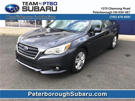 2016 Subaru Legacy 2.5i (Stk: SP0272) in Peterborough - Image 1 of 17