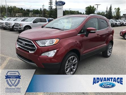 2019 Ford EcoSport Titanium (Stk: K-466) in Calgary - Image 1 of 6