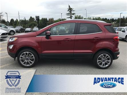 2019 Ford EcoSport Titanium (Stk: K-466) in Calgary - Image 2 of 6