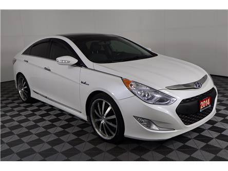 2014 Hyundai Sonata Hybrid Limited (Stk: 219590A) in Huntsville - Image 1 of 34