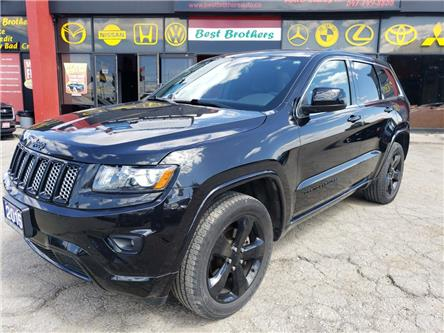 2015 Jeep Grand Cherokee Laredo (Stk: 858456) in Toronto - Image 1 of 14