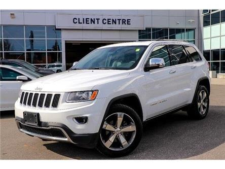 2015 Jeep Grand Cherokee Limited (Stk: P18322A) in Ottawa - Image 1 of 19