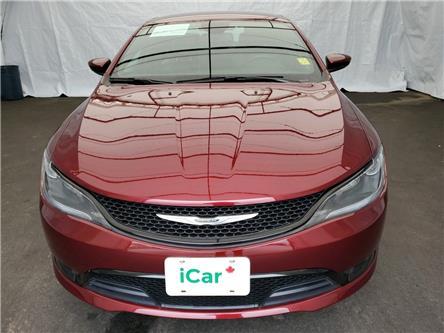 2016 Chrysler 200 S (Stk: I15661) in Thunder Bay - Image 2 of 14