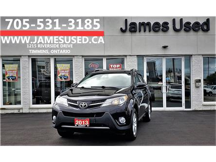 2013 Toyota RAV4 XLE (Stk: N19420A) in Timmins - Image 1 of 14