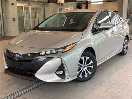 2020 Toyota Prius Prime Upgrade (Stk: 21756) in Kingston - Image 1 of 28