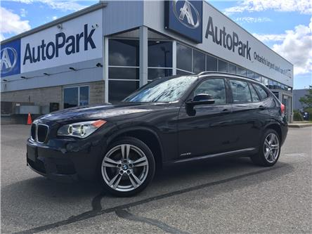 2015 BMW X1 xDrive28i (Stk: 15-37440JB) in Barrie - Image 1 of 25