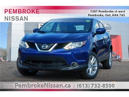 2019 Nissan Qashqai  (Stk: 19272) in Pembroke - Image 1 of 20
