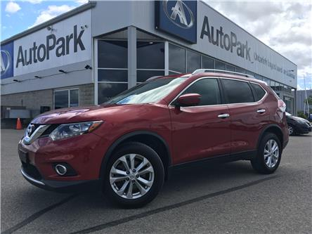 2016 Nissan Rogue SV (Stk: 16-04217MB) in Barrie - Image 1 of 29
