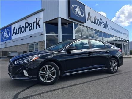 2018 Hyundai Sonata 2.4 Sport (Stk: 18-02552RJB) in Barrie - Image 1 of 25