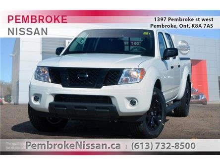 2019 Nissan Frontier Midnight Edition (Stk: 19304) in Pembroke - Image 1 of 20
