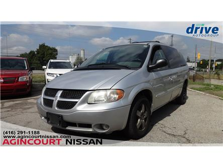 2003 Dodge Grand Caravan ES (Stk: KC834518A) in Scarborough - Image 1 of 15