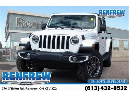 2020 Jeep Gladiator Overland (Stk: L002) in Renfrew - Image 1 of 20