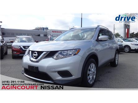 2015 Nissan Rogue S (Stk: U12605) in Scarborough - Image 1 of 17