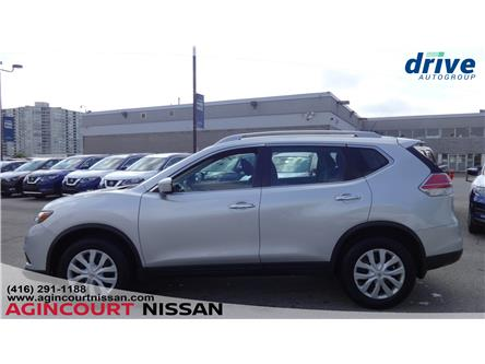 2015 Nissan Rogue S (Stk: U12605) in Scarborough - Image 2 of 17