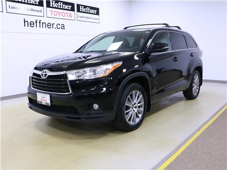 2016 Toyota Highlander XLE (Stk: 195817) in Kitchener - Image 1 of 34