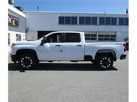 2020 Chevrolet Silverado 2500HD Custom (Stk: 20018) in Peterborough - Image 2 of 3