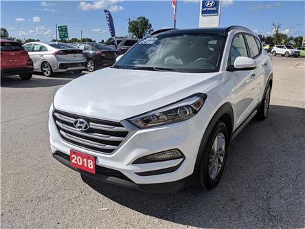 2018 Hyundai Tucson SE 2.0L (Stk: 95035) in Goderich - Image 2 of 16