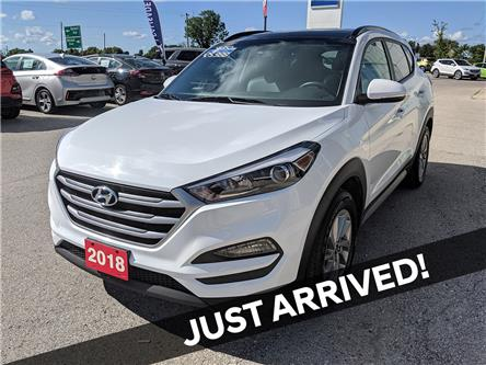 2018 Hyundai Tucson SE 2.0L (Stk: 95035) in Goderich - Image 1 of 16